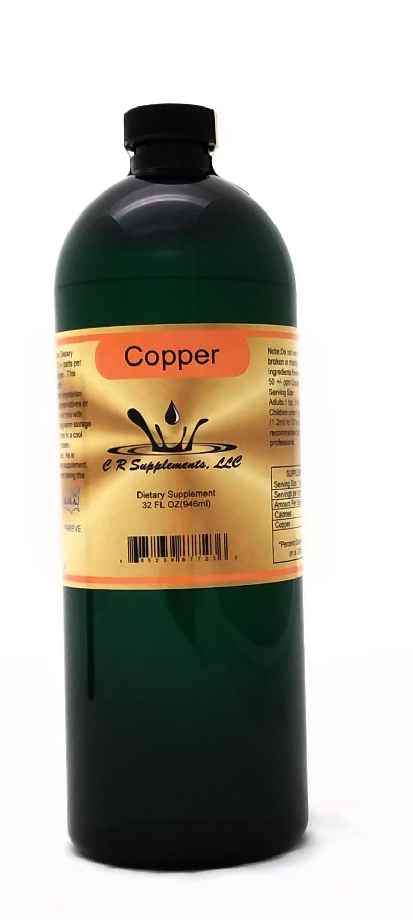 Copper Quart