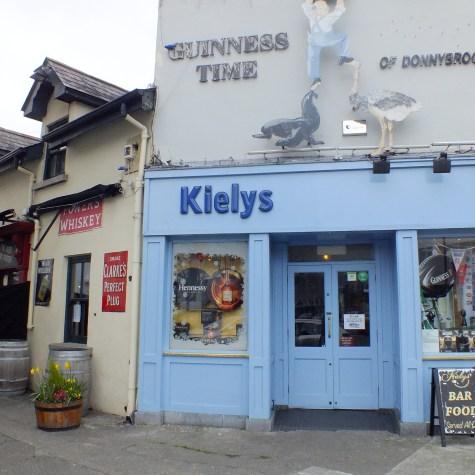 Kielys Pub.