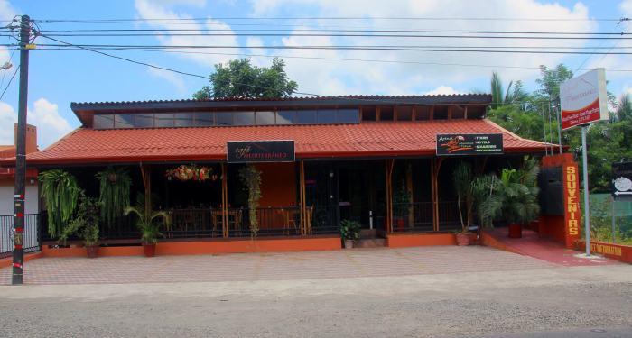 Restaurant Café Mediterráneo