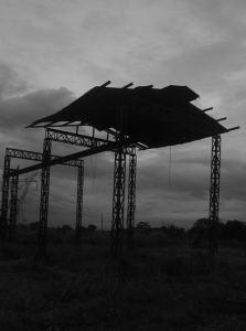 Abandoned Sugar Cane Processing Plant