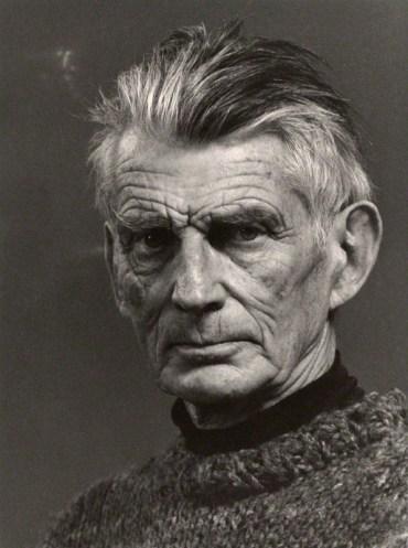 NPG x31097; Samuel Beckett by Hugo Jehle