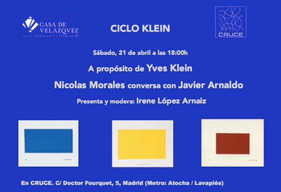 CICLO KLEIN - Mesa redonda