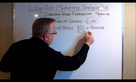 Five Low Cost Marketing Strategies for Small Businesses