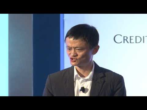 Jack Ma – E-commerce in China and Around the World