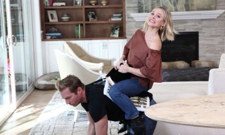 Momsplaining with Kristen Bell #ProductReviews with Ryan Hansen, Ep. 5