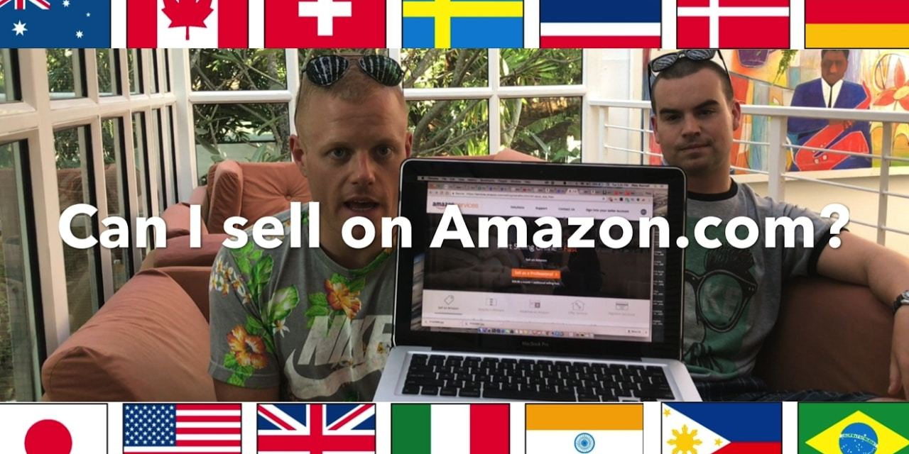 Can Anyone Sell on Amazon FBA? Selling Internationally, How to Make Money Online | AMZFAQ Ep.3
