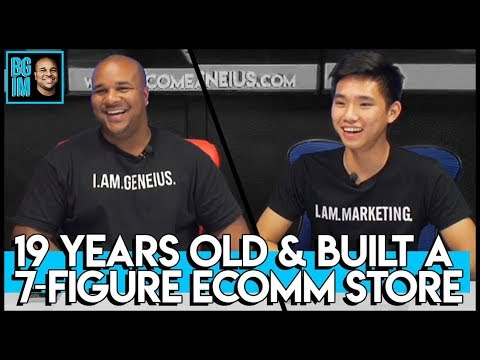 Meet Vince Wang: 19 Year Old Who Built A 7-Figure ECommerce Store In Less Than 1 Year