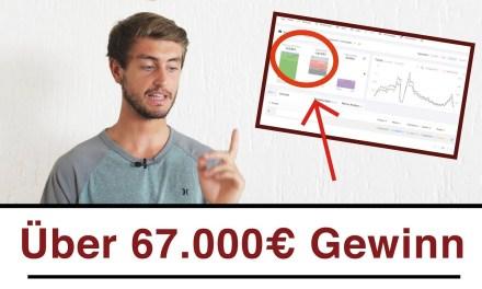 Amazon FBA: Über 67.000€ Gewinn mit nur einem Produkt