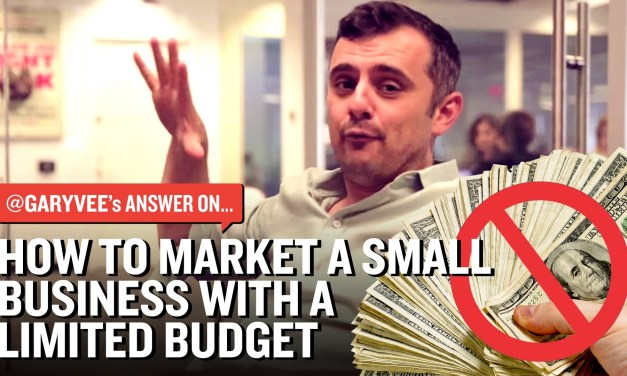 How to Market a Small Business with a Limited Budget