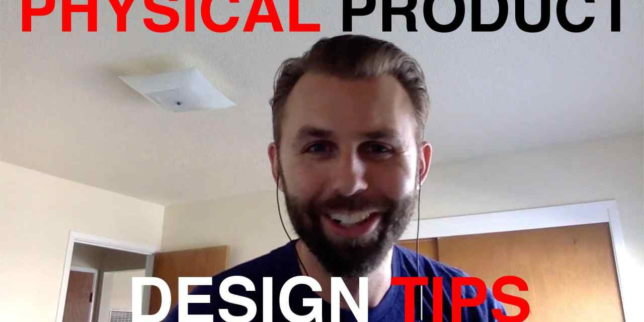How to Design Your Physical Product Idea – Fred Perrotta of Tortuga Backpacks