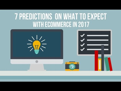 7 Ecommerce Trends to Watch in 2017