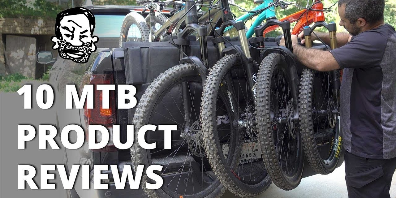 10 MTB Product Reviews – Tailgate covers to torque wrenches