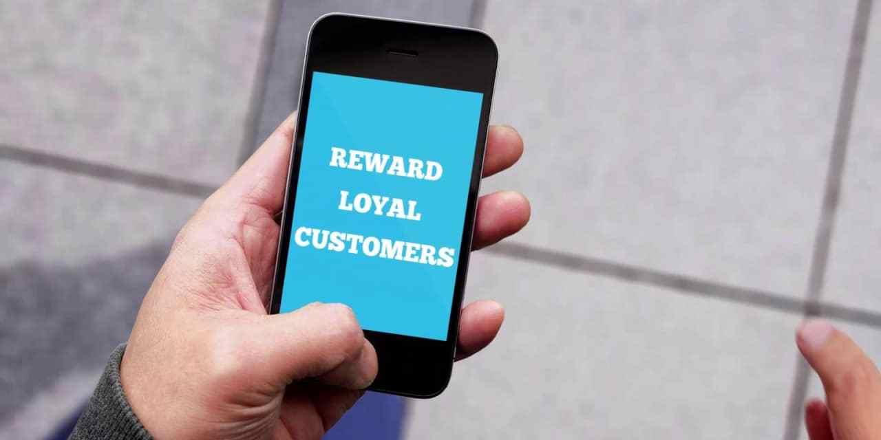 Rewards App – Small Business Marketing