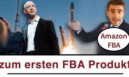 In 2 Monaten zum ersten Amazon FBA Produkt (deutsch)