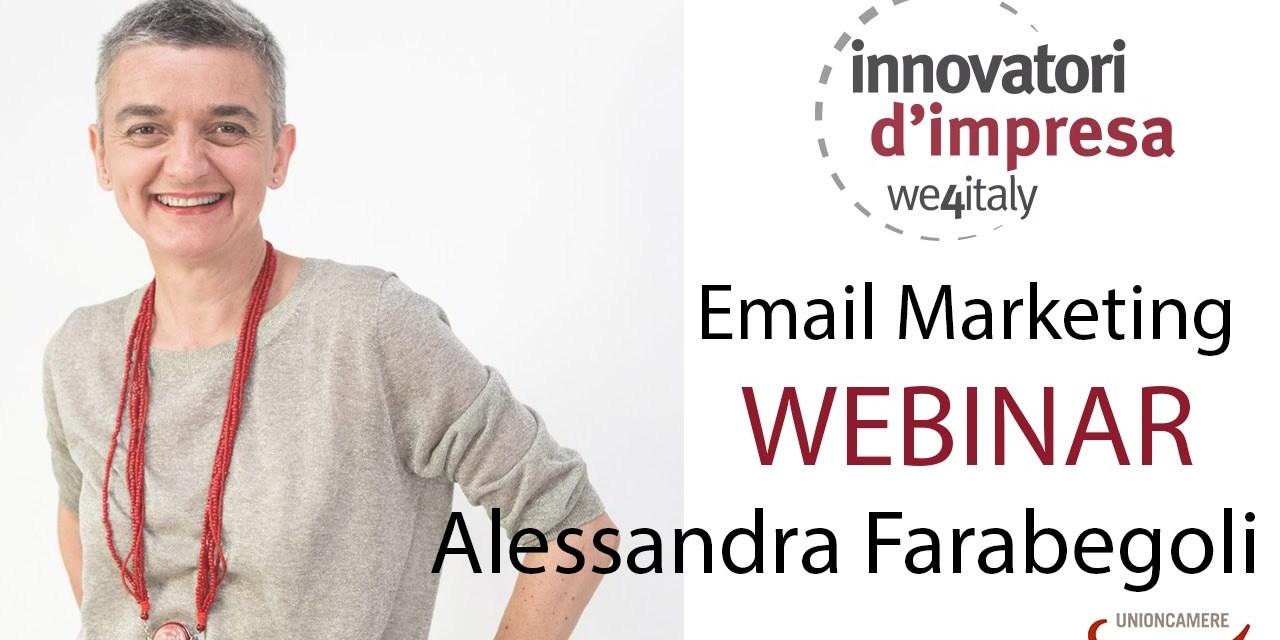 Corso di e-mail marketing con Alessandra Farabegoli