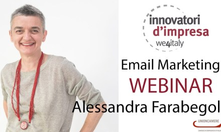 Corso di e-mail marketing con Alessandra Farabegoli