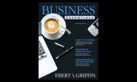 Business Essentials 9th Edition