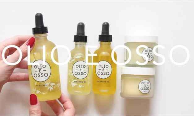 Olio e Osso Skincare | Face Oil and Balm Product Reviews