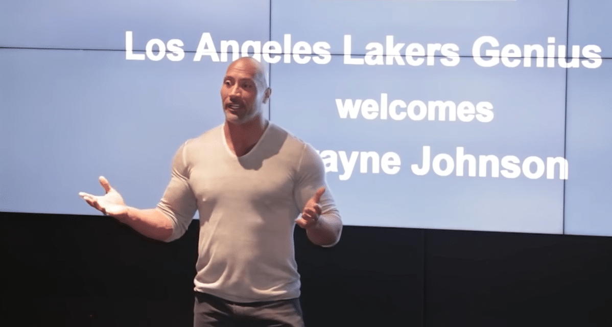 "Easy Ways You Can Turn Dwayne ""the Rock"" Johnson's Speech Will Leave You Speechless – One Of The Most Eye Opening Speeches Into Success"