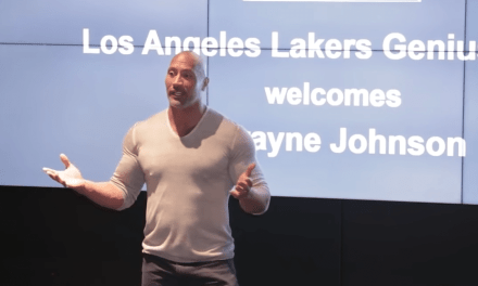 "EASY WAYS YOU CAN TURN DWAYNE ""THE ROCK"" SPEECH"