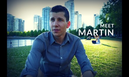 Stepwest Stories: Martin – Business Essentials in Vancouver (June 2015)