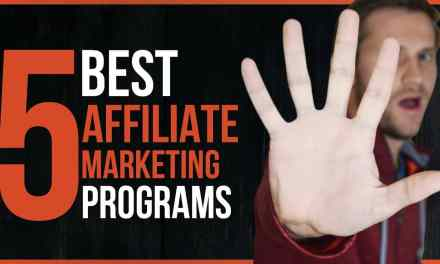 5 Best Affiliate Marketing Programs – Recurring Commissions!
