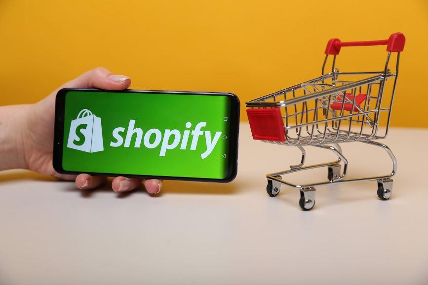 shopify sale