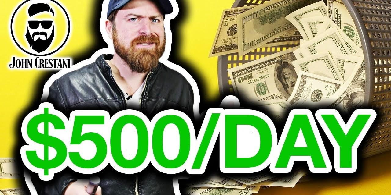 Turn $50 Into $500 Using Google Ads | Google Ads Walkthrough & Affiliate Marketing