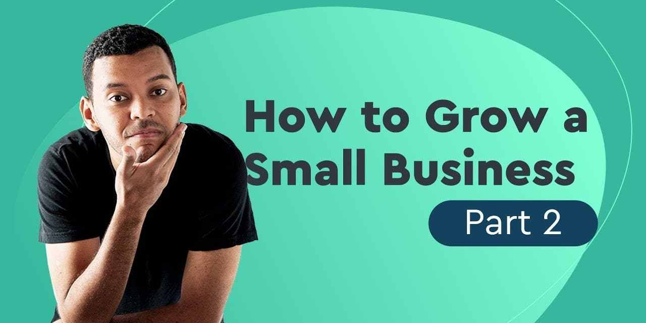 How to Grow a Small Business: growth marketing for startups (Part II)