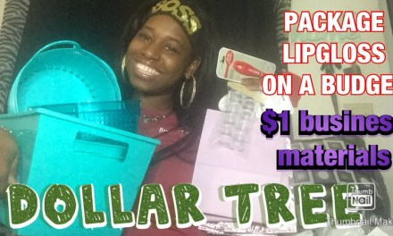 LIFE IF A ENTREPRENEUR   Dollar Tree business essentials  Ep:2