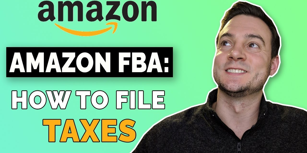 Amazon FBA Taxes: How To File in 2020 + Pull Expense Reports in Seller Central