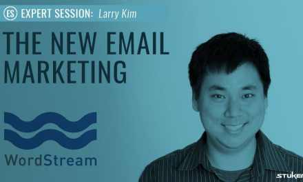 LARRY KIM STUKENT EXPERT SESSION – NEW WAY