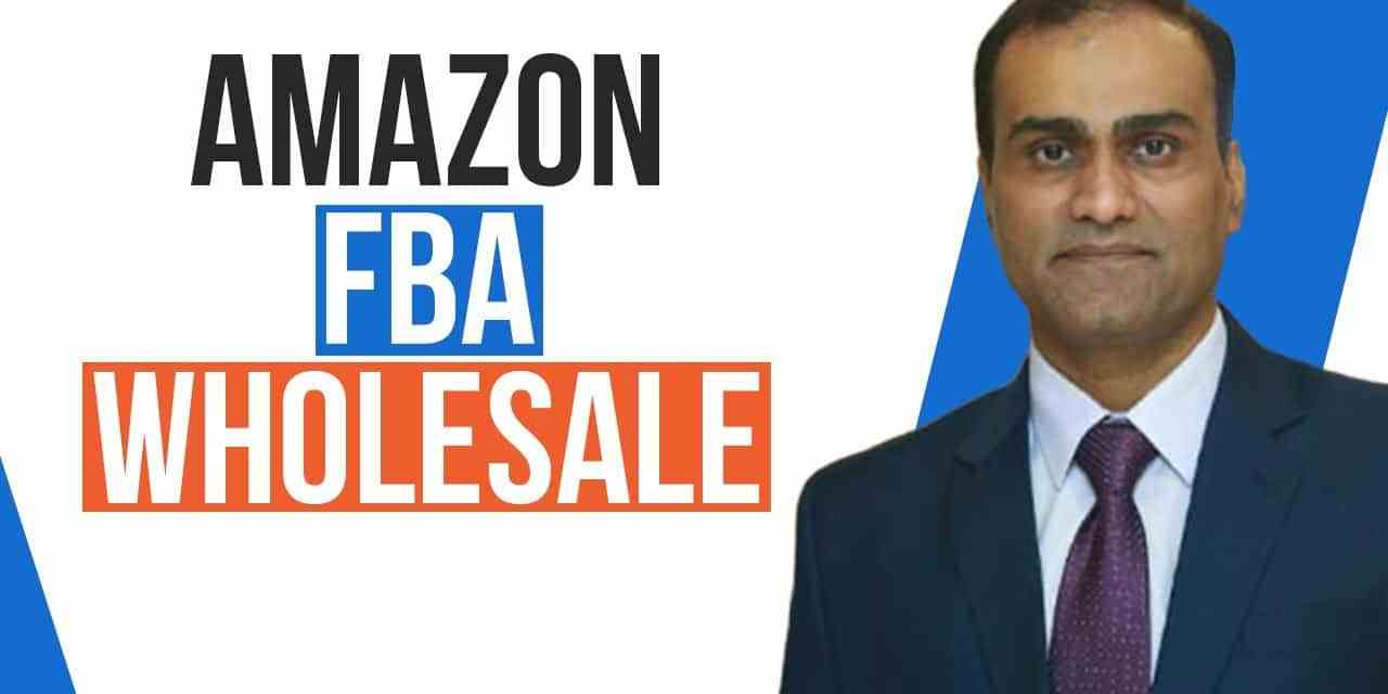 What is Amazon FBA Wholesale   Product Hunting   How it works