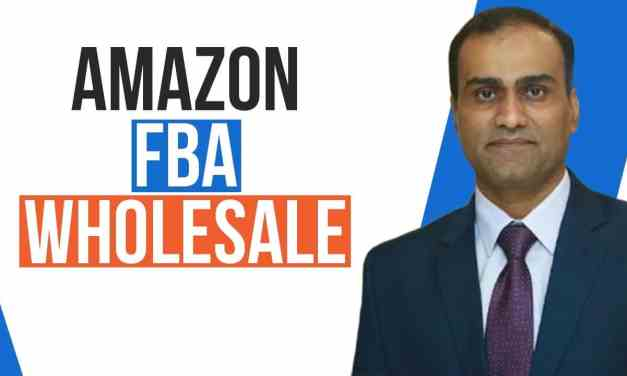 What is Amazon FBA Wholesale | Product Hunting | How it works