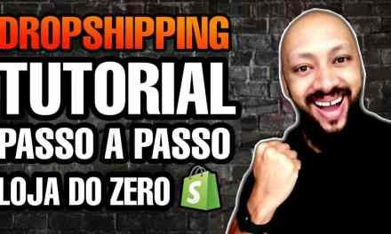 TUTORIAL | Como Criar um Negócio de Dropshipping na Shopify em 2020 [Loja do ZERO]