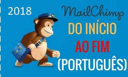 MailChimp Tutorial em Português (Email Marketing Grátis)