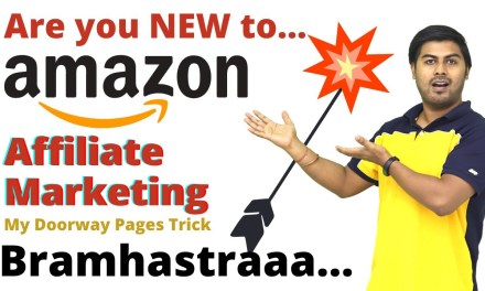 Affiliate marketing for beginners – how to start affiliate marketing in India – step by step guide