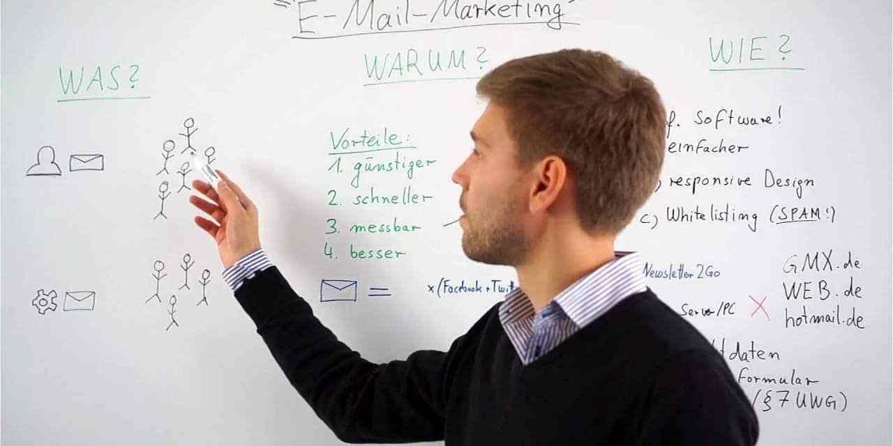 E-Mail Marketing-Wissen (1): Grundlagen im E-Mail Marketing