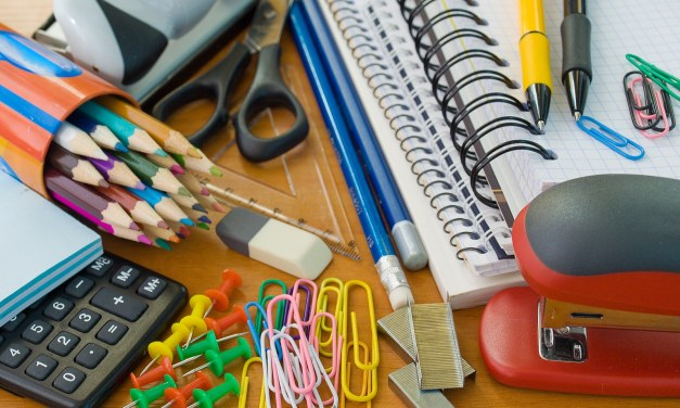 Essential Office Supplies for your Small Business or Home Based Business: The 20 Core Items