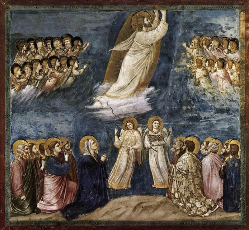 Giotto - The Ascension