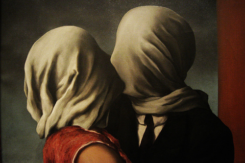 Magritte lovers