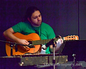 Will LaFrance playing classical guitar