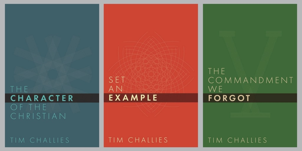 Three Booklets from Tim Challies Launch Cruciform Quick