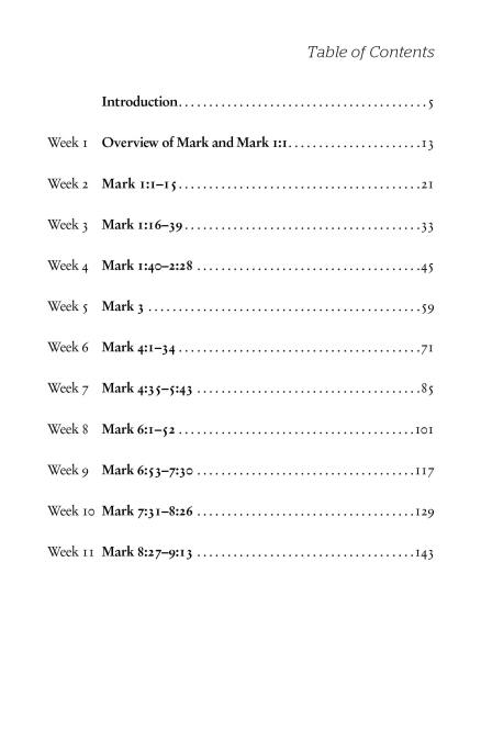 MARK-VOL1-TOC