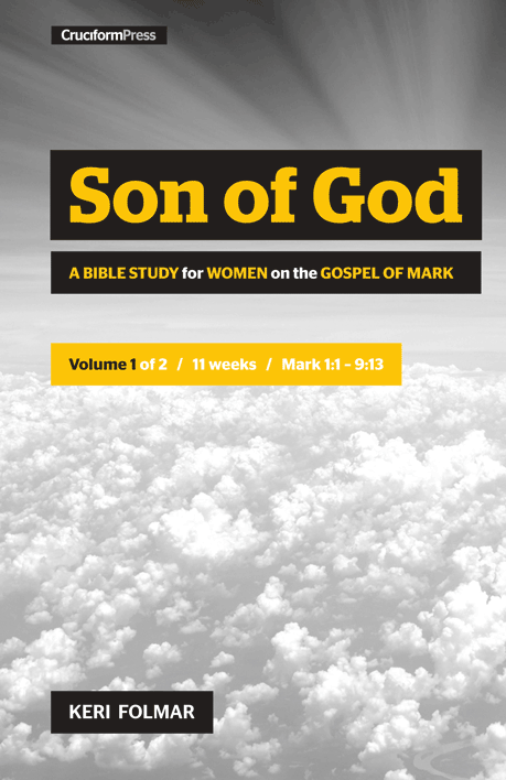 SON OF GOD (Vol. 1): A Bible Study for Women on the Gospel of Mark