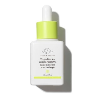 Drunk Elephant Virgin Marula Luxury Facial Oil cruelty free face oil