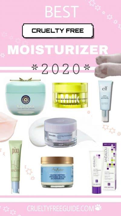 best cruelty free moisturizer