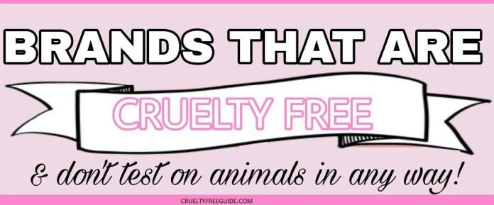 Drugstore Cruelty Free Makeup Brands 2021 Cruelty Free Guide