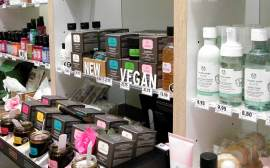 The Body Shop Vegan Skin Care