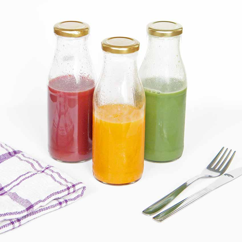 Juice Cleanse with Juice Delights